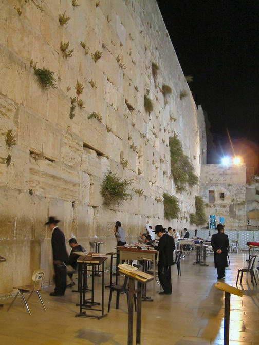 تغییر پایتخت به بیت المقدس، نشانه ای از آرماگدون؟