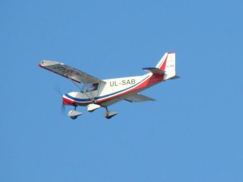 فرود ناگهانی هواپیمای تک موتوره روی جادهای در فلوریدا