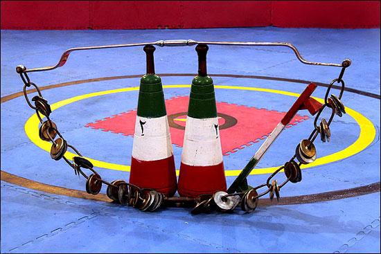 تاریخچه ورزش مقدس ایرانیان