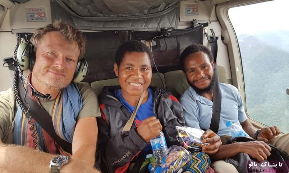 ماجرای عجیب گم شدن فیلمساز BBC گم شدن در قبیله ناشناخته