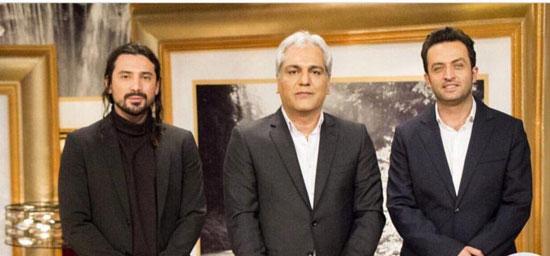 مهمانان امشبِ مهران مدیری در «دورهمی» +عکس