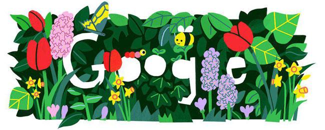 تغییر لوگوی گوگل به مناسبت نوروز+عکس