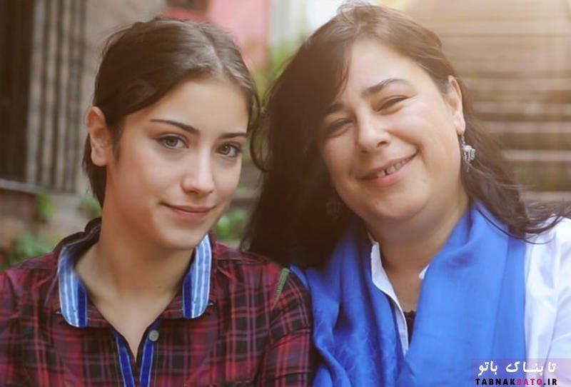 روزهای سخت بازیگر زیبای ترکیه ای و مادرش
