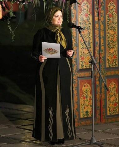 پوشش مهراوه شریفی نیا در تلویزیون +عکس