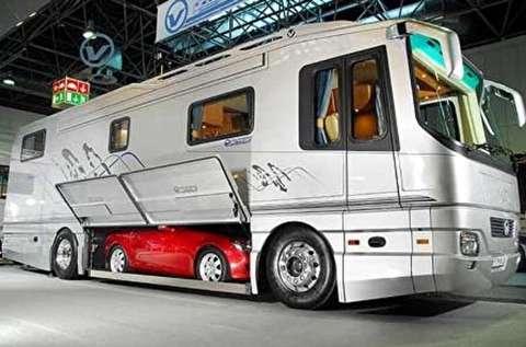 لاکچری ترین ماشین برای سفر