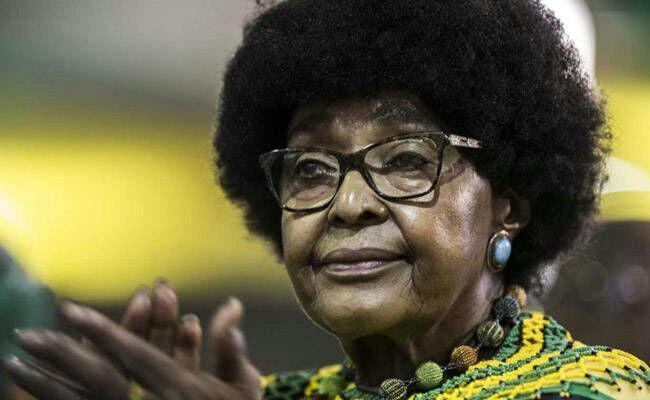 همسر جنجالی نلسون ماندلا درگذشت +عکس
