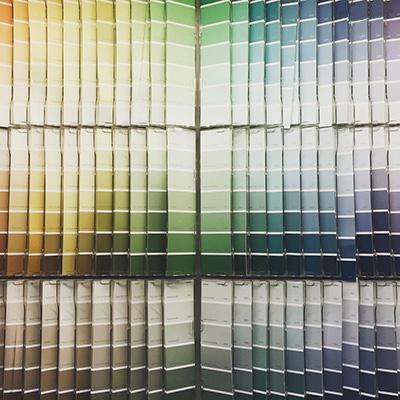 انتخاب رنگ برای فضاهای کوچک
