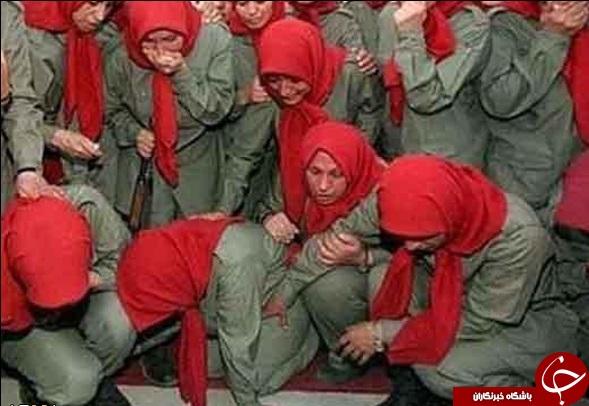 زنی که قاتل شهید صیاد شیرازی شد +عکس