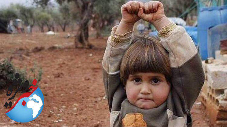 غمانگیزترین تصویر ثبتشده ﺩر ۷ سال جنگ درسوریه+عکس