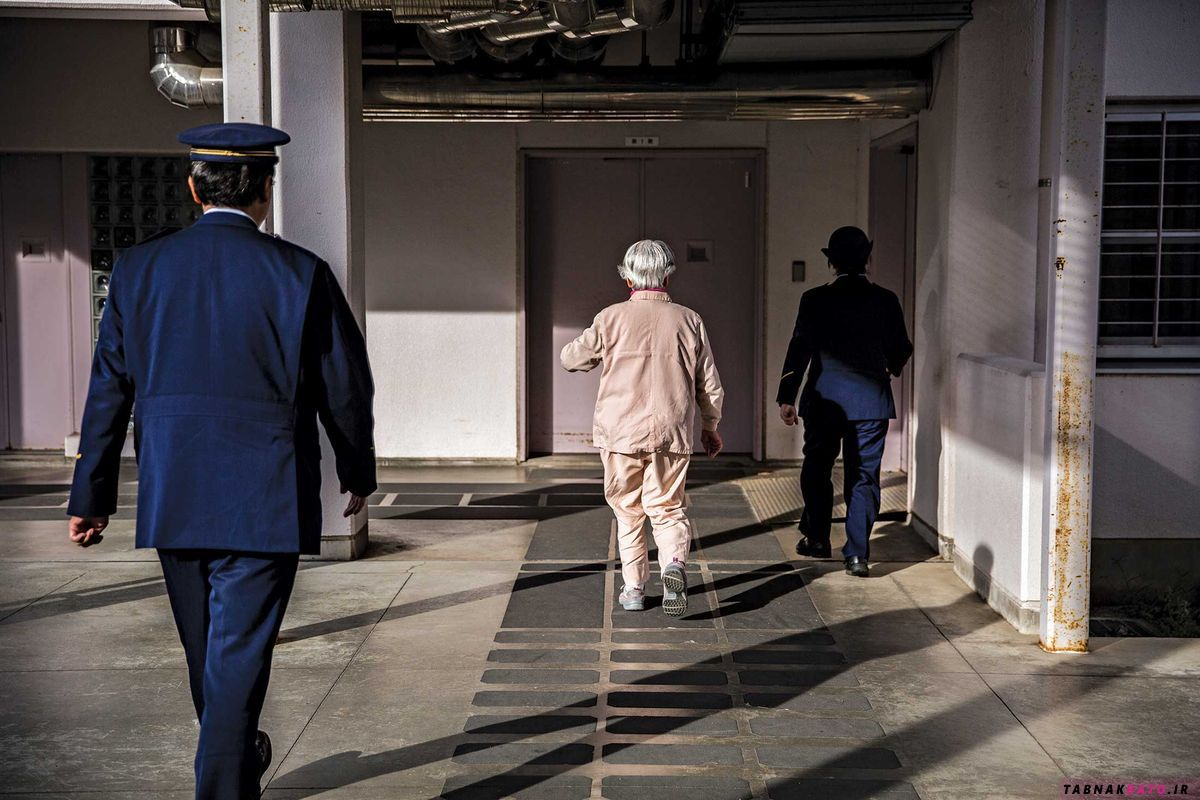 چرا سالمندان در ژاپن جرم بیشتری مرتکب می شوند؟
