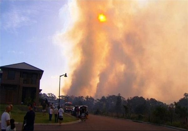 وضعیت اضطراری در سیدنی +تصاویر