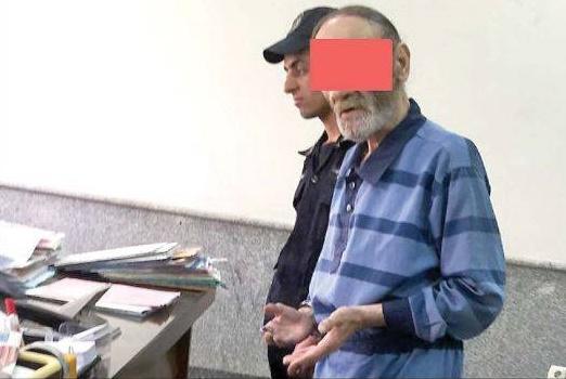 پدر و پسر آدمخوار در تهران بازداشت شدند +عکس