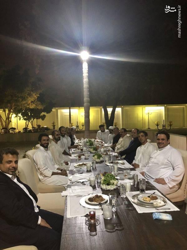 ضیافت عربستان برای سران عرب بدون قطر+عکس