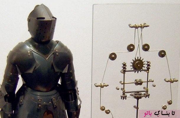 قدیمی ترین ربات هایی که بدون تکنولوژی مدرن ساخته شدند!