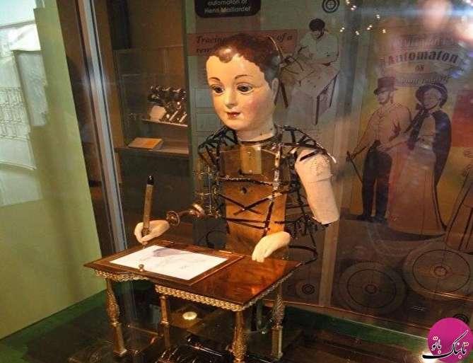قدیمی ترین ربات های بدون تکنولوژی مدرن
