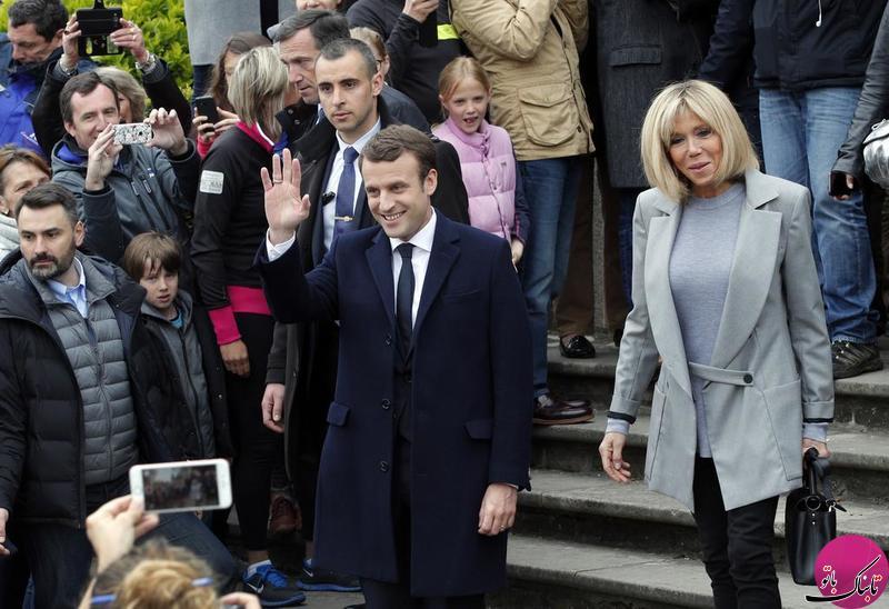 اولین جشن تولد بانوی اول فرانسه در کاخ الیزه