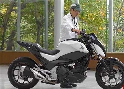 موتورسیکلت متفاوت و خارق العاده