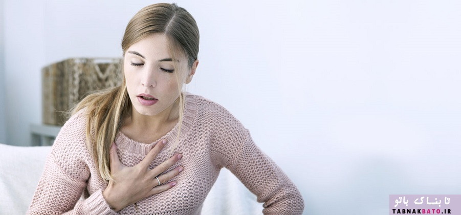 10 نشانه بیماری پانیک اتک