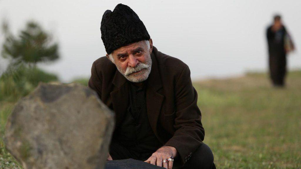 ماجرای نجات آقای بازیگر از سکانس مرگ در «آنام» +عکس