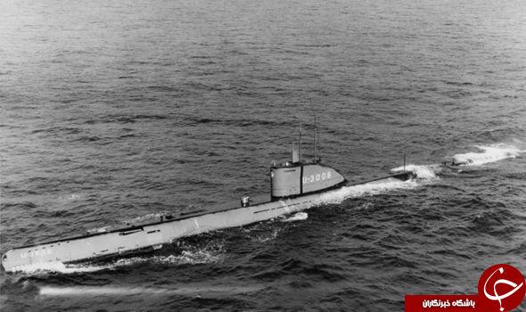 کشف زیردریایی مخفی هیتلر پس از ۷۳ سال +تصاویر