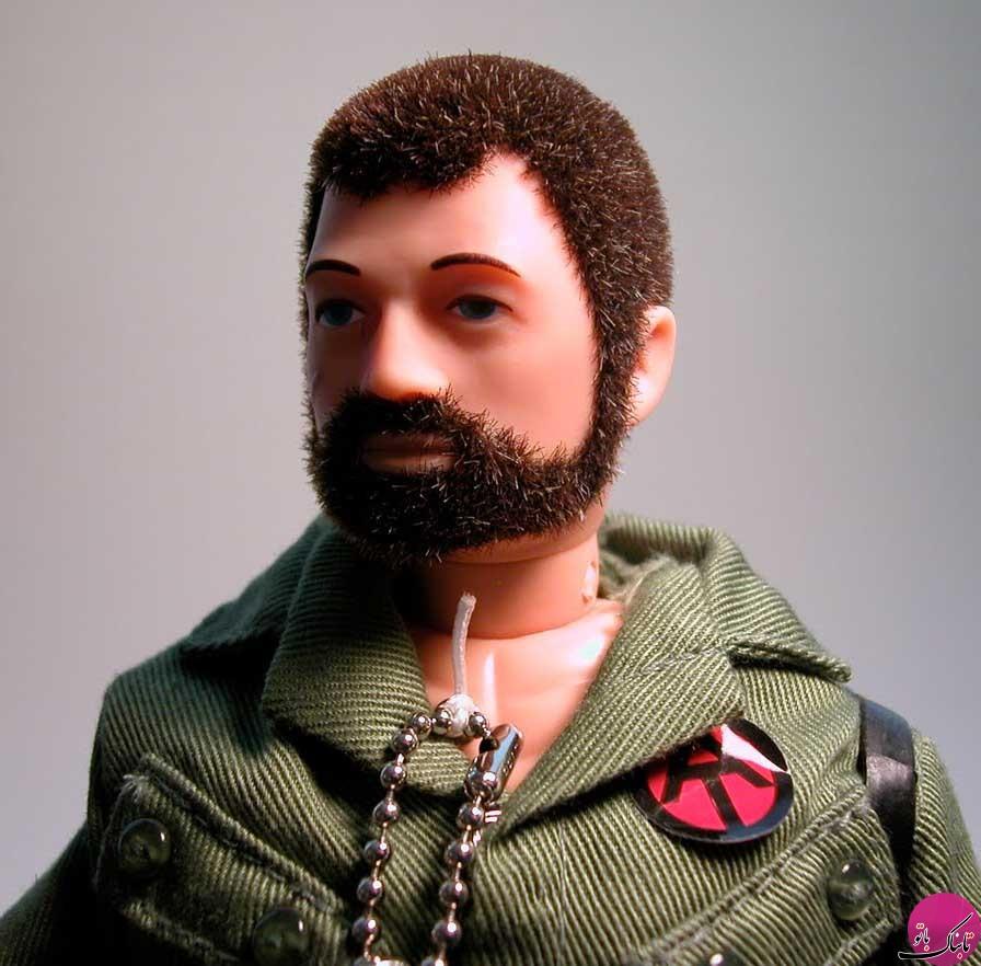 گرانترین عروسک دنیا که پنج میلیون دلار قیمت دارد!