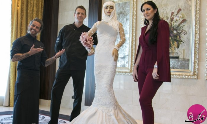 گرانترین عروسک دنیا پنج میلیون دلار قیمت دارد!
