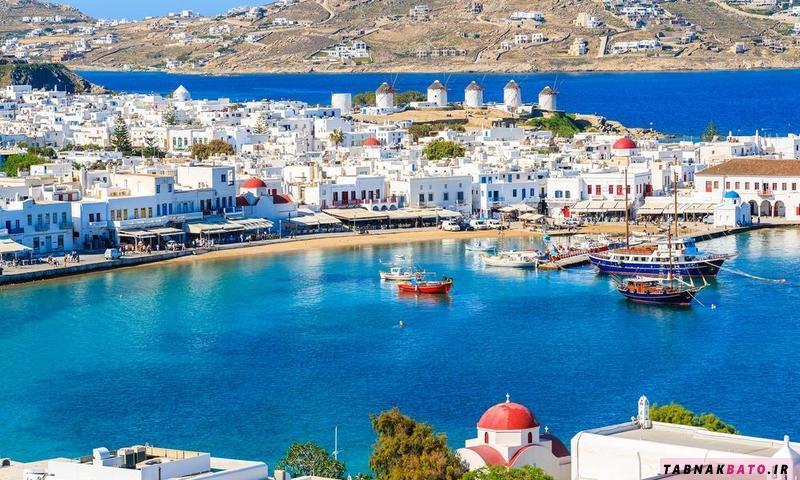 نتیجه تصویری برای یونان + تابناک