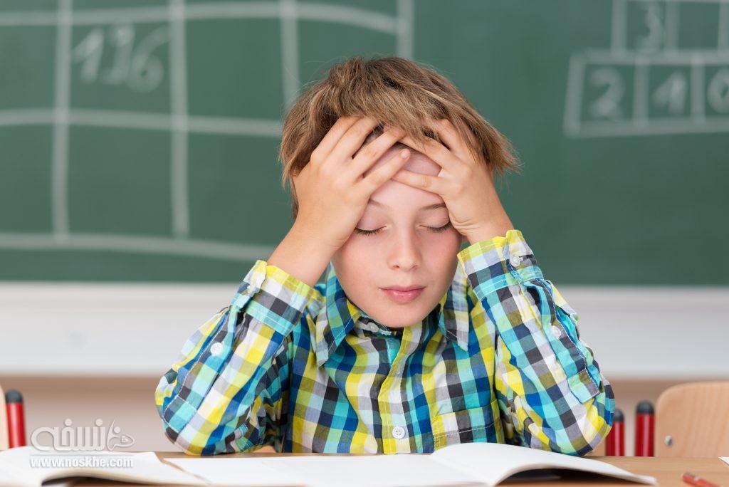 سردرد در کودکان و علت آن
