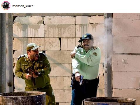 محسن کیایی هم معترض به شرایط اکران شد +عکس