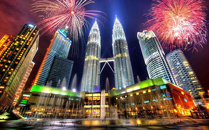 آشنایی با جاذبه های زیبای مالزی