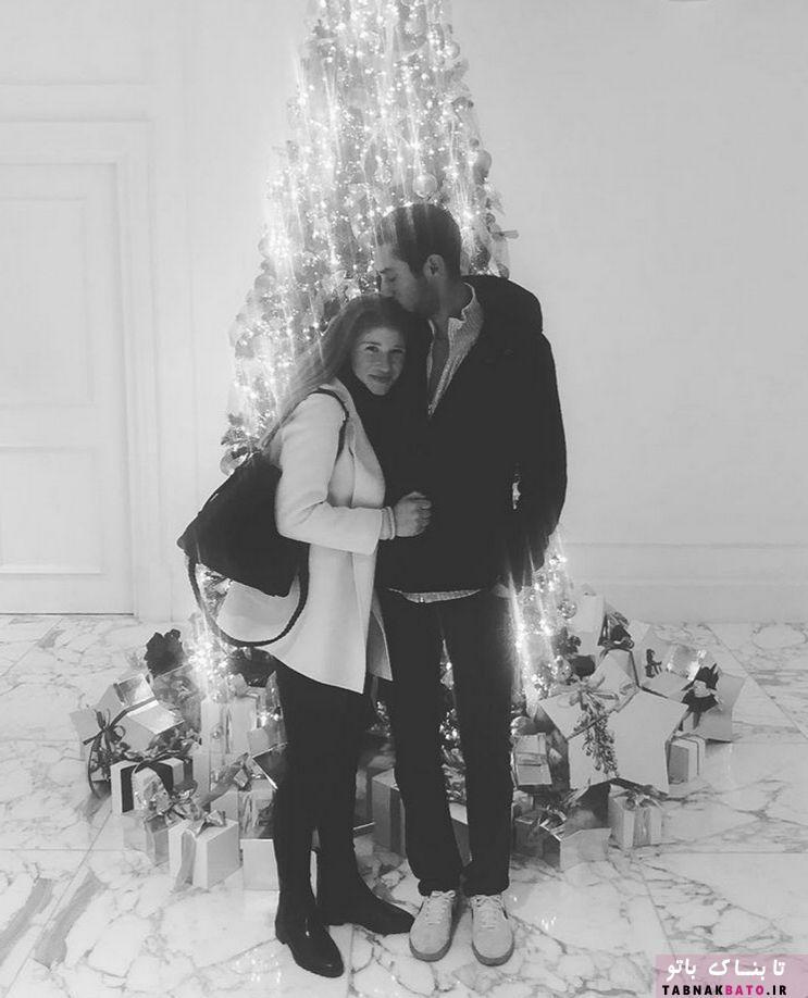 دختر بیل گیتس تعطیلات کریسمس خود را چگونه گذراند؟