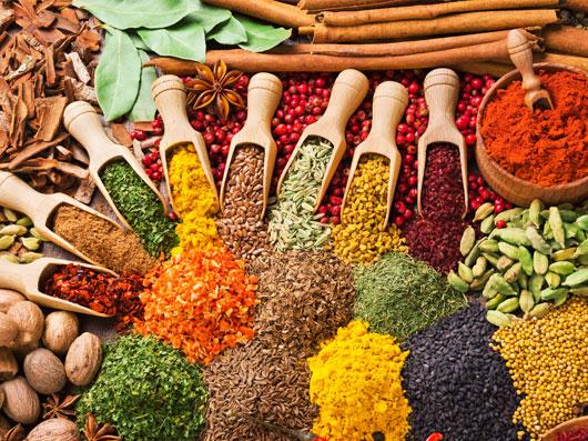 آموزش آماده سازی ادویه غذاهای ایرانی