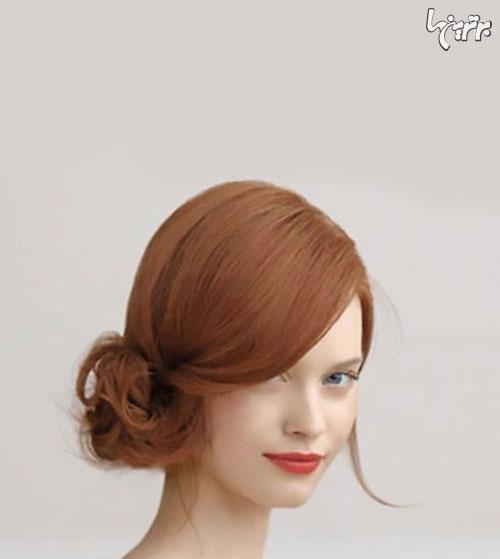 مدل موی گوجه ای، {hendevaneh.com}{سایتهندوانه} - 216903 170 - مدل موی گوجه ای؛ مدلی زیبا و ساده