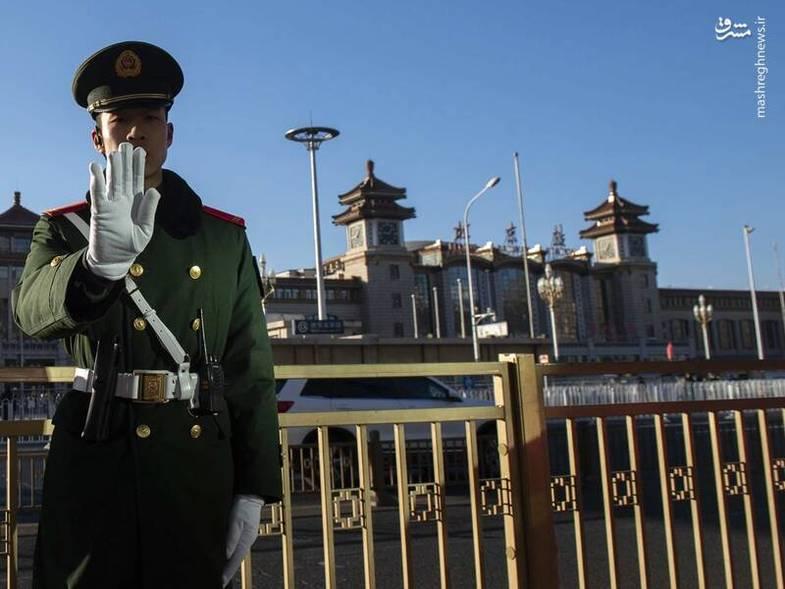اسکورت «اون» در چین +عکس