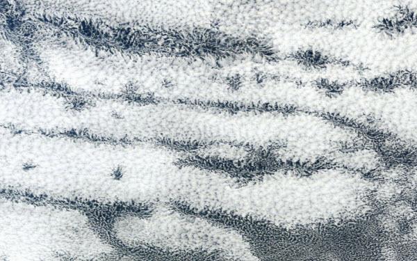 اطلس ابرهای عجیب