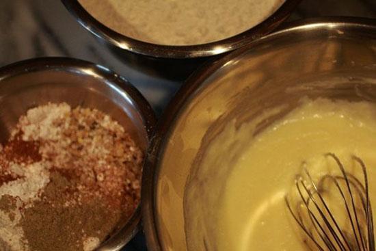 طرز تهیه کیک باقلوا، تصویری و مرحله به مرحله {hendevaneh.com}{سایتهندوانه} - 214110 497 - طرز تهیه کیک باقلوا، تصویری و مرحله به مرحله