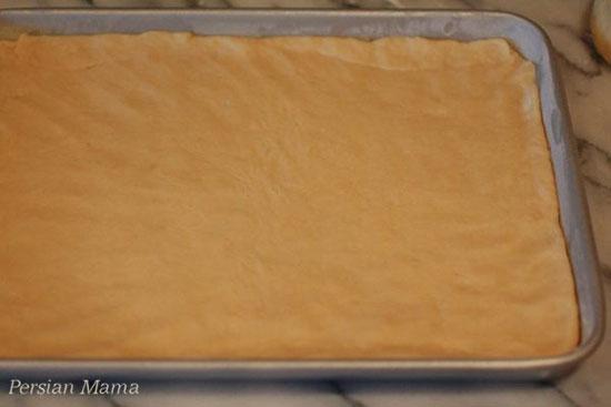 طرز تهیه کیک باقلوا، تصویری و مرحله به مرحله {hendevaneh.com}{سایتهندوانه} - 214113 982 - طرز تهیه کیک باقلوا، تصویری و مرحله به مرحله