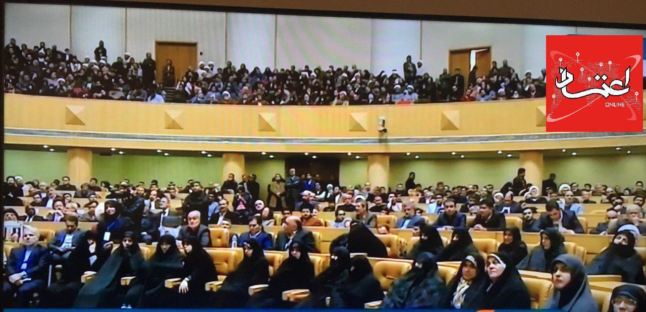 زنان حاضر در دومین سالگرد درگذشت آیتالله هاشمی+عکس