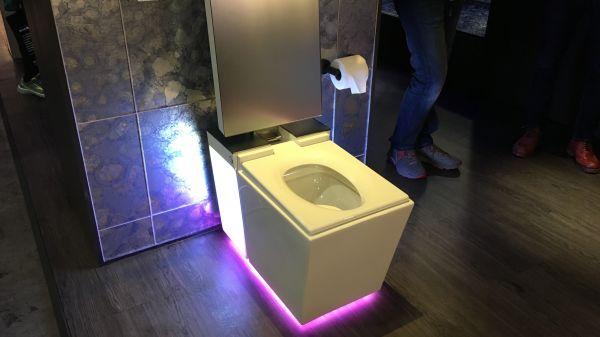 آشنایی با دستشویی هوشمند