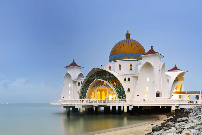 مسجد شناور+عکس
