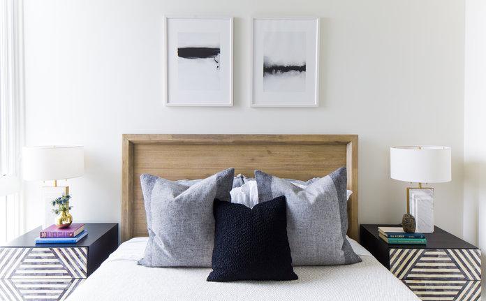 چگونه فضای اتاق خواب را بزرگ تر نشان دهیم؟