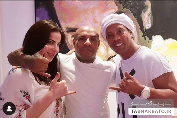 دختر دیکتاتور سابق تونس در طمع اموال یک خواننده؟!