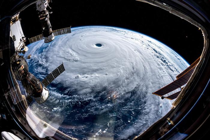 بهترین عکسهای فضایی سال ۲۰۱۸