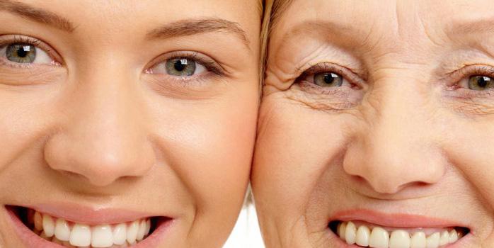 چرا برخی پیرتر از سنشان به نظر میرسند؟