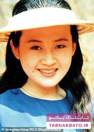 سن غافلگیرکننده زیباترین بازیگر چین