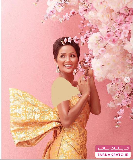 مدل لباسی که ملکه زیبایی ابد شد {hendevaneh.com}{سایتهندوانه}مدل لباسی که ملکه زیبایی ابد شد - 222236 227 - مدل لباسی که ملکه زیبایی ابد شد