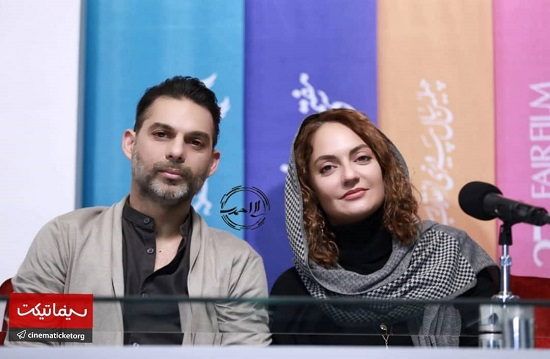 درگوشیِ مهناز افشار و پیمان معادی سوژه شد+عکس