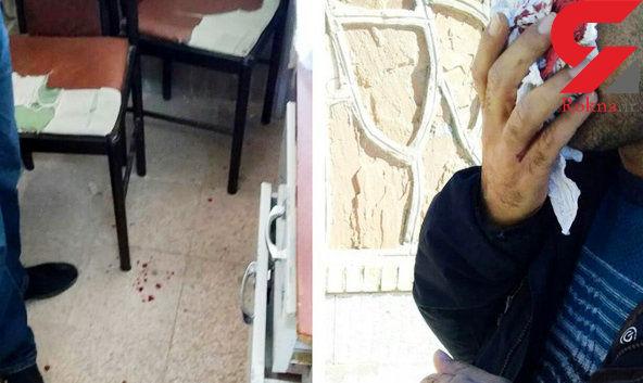 ضرب و شتم معلم یاسوجی توسط والدین دانشآموز +عکس