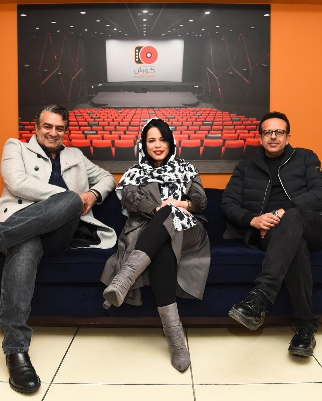 درخواست ملیکا شریفی نیا از مخاطبان جشنواره فیلم فجر +عکس
