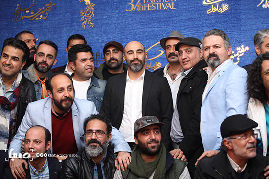 مراسم فوتوکال فیلم سینمایی «قسم» +عکس